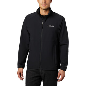 Columbia Heather Canyon Jas zonder Capuchon Heren, black